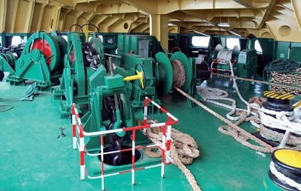 Anchor & mooring equipment