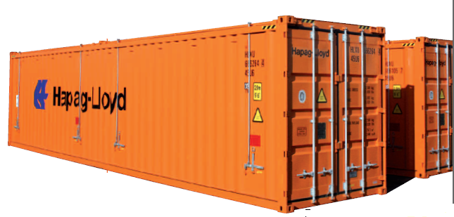Hard top container with special feature