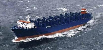 Container Ship Cargo Capacity