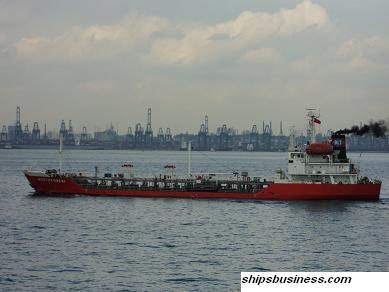 Carrying oil cargo