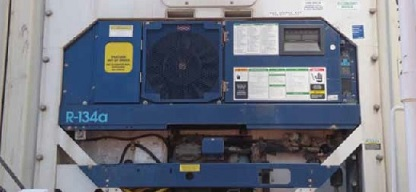 Reefer Cargo Temperature Measurement Recording Certification Of Reefer Containers